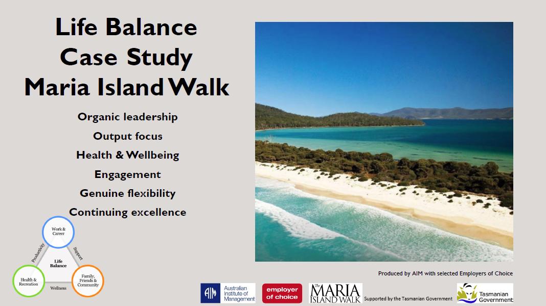 Maria Island Case Study